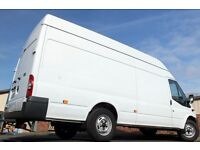 * MAN & BIG VAN. LOW COST. RELIABLE ** Cheap Removals. Student Moves. Single Items From £15