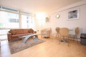 One Bedroom Apartment Gainsborough House E14 Canary Central, South Quay DLR, £380 per week