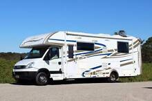 Sunliner Motorhome - Monte Carlo 802 #5691 Windale Lake Macquarie Area Preview