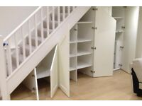 CARDIFF Carpentry, flooring, furniture and door fittings, building jobs, stud walls - 07555 444 876