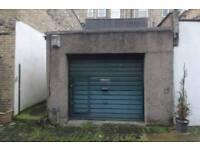 Wanted: Single Garage
