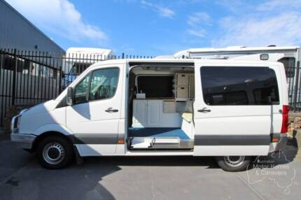 VW Crafter Campervan #6907 Windale Lake Macquarie Area Preview