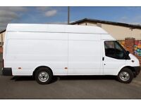 DON'T HIRE A VAN - HIRE US - 2 MEN AND VERY LARGE VAN - from £20 per hour.