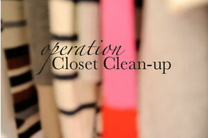 Closet clean-up! Multiple items ONLY $5 EACH