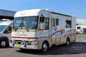 Winnebago (Avida) Motorhome - Explorer 2584 RBDB #6734 Windale Lake Macquarie Area Preview