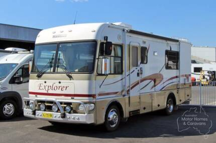 Winnebago (Avida) Motorhome - Explorer 2584 RBDB #6734 Windale Lake Macquarie Area Preview