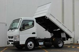 Fuso Canter 515 Narrow Factory Tipper, Manual Tipper Rocklea Brisbane South West Preview