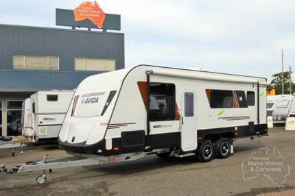 Avida Multi-Terrain Caravan - Emerald CV7336BB2 (Bunk Beds) #7008 Bennetts Green Lake Macquarie Area Preview