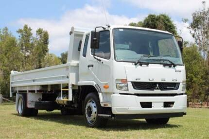 Fuso Fighter 1627 XLWB Tipper (FMJ25068)