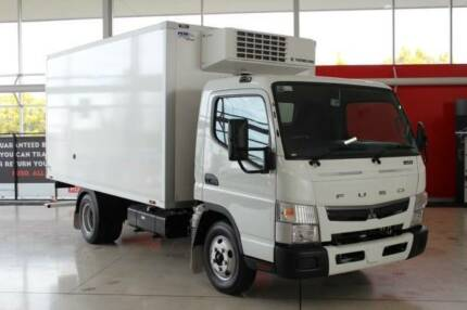 Fuso Canter 615 Wide MWB AMT Refrigerated (FEJ30016BFB)