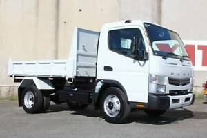 Fuso Canter 715 Wide Factory Tipper- AMT Tipper Rocklea Brisbane South West Preview