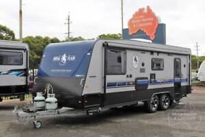 Royal Flair Caravan - Designer Series 23'-4 #7304 Bennetts Green Lake Macquarie Area Preview