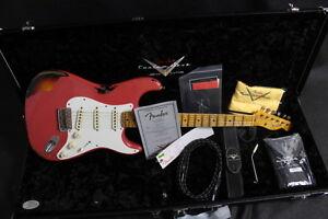 Fender custom shop ltd ed Mischief Maker stratocaster mint