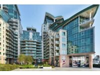 SPACIOUS TWO BEDROOM WITH 2 BALCONIES AND PORTER SERVICE IN ST. GEORGE WHARF, VAUXHALL