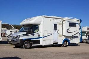 Sunliner Motorhome - Holiday H533 #8012 Bennetts Green Lake Macquarie Area Preview