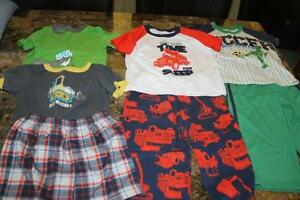boys carters clothes size 3