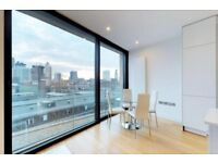 Luxury one bedroom spacious Penthouse with private balcony strategically located in Aldgate, E1!