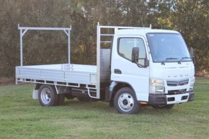 Fuso Canter 515 SWB AMT with 3.5m Alloy Tray Tray (FEJ30210)