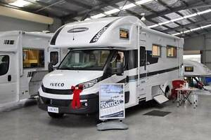 Sunliner Motorhome - Switch S541 #6193 Windale Lake Macquarie Area Preview