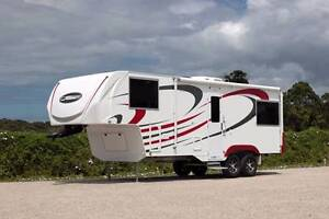 Sunliner Fifth Wheeler - Northshore 25-1 Windale Lake Macquarie Area Preview
