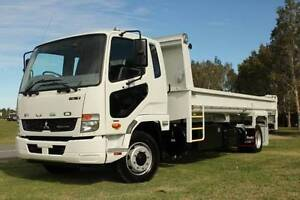 Fuso Fighter 1427 Steel Tipper, Manual Tipper Rocklea Brisbane South West Preview