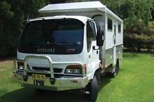 Suncamper 4x4 Isuzu Motorhome #5949 Windale Lake Macquarie Area Preview