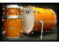 SJC DRUMS - FOR SALE - 3 piece shell pack