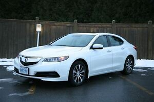 2015 Acura TLX Tech Package Sedan - Lease Takeover