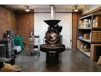 Coffee Lover wanted for busy Roastery