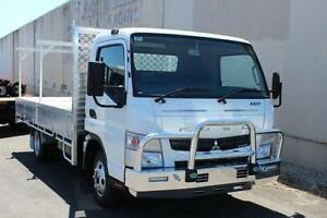 Fuso Canter 515 Manual TradeMate- Alloy Tray Tray Rocklea Brisbane South West Preview