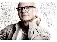 Ludovico Einaudi at the Royal Festival Hall, London The elements tour 2016 Saturday July 30th