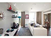 A beautifully presented one bed flat, Fulham Riverside, SW6. Contact 020 3486 2290.