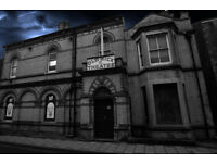 Old Nick Theatre Ghost Hunt, Gainsborough