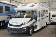 Sunliner Motorhome - Switch S504 #6881 Windale Lake Macquarie Area Preview