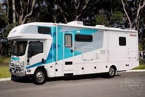 Avida Motorhome - Longreach C9536SL #6601 Windale Lake Macquarie Area Preview