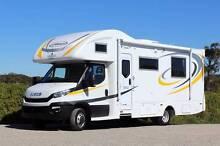 Sunliner Motorhome - Twist #5713 Windale Lake Macquarie Area Preview