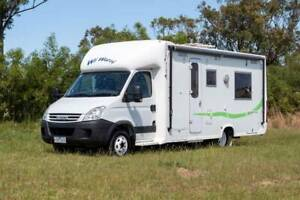 Getaway Motorhome - Iveco Daily 50 #8174 Bennetts Green Lake Macquarie Area Preview
