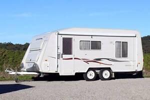 Coromal Caravan - Princeton 541 #6169 Windale Lake Macquarie Area Preview