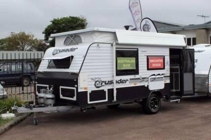 Crusader Caravan - Esperance Pop Top #5685 Windale Lake Macquarie Area Preview