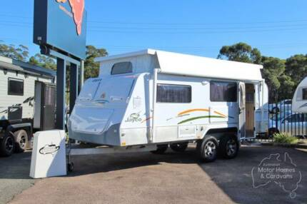 Jayco Pop Top Caravan - Discovery Outback 17.55-4 #7049 Windale Lake Macquarie Area Preview