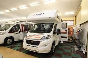 Avida Motorhome - Birdsville C7424SL #6609 Windale Lake Macquarie Area Preview