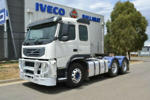 Volvo FM500 HYDRAULICS - SERVICE HISTORY Primemover Warrenheip Ballarat City Preview