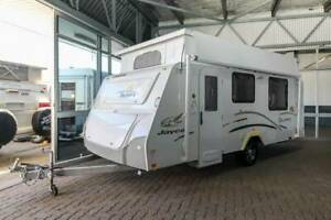 Jayco Pop Top Caravan - Discovery #7633 Bennetts Green Lake Macquarie Area Preview