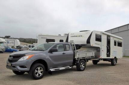 Trailblazers 5th Wheeler - Outback 200E Package Deal #5801 Windale Lake Macquarie Area Preview