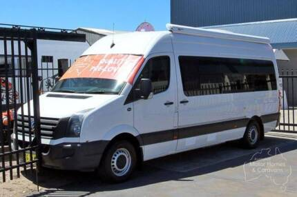 Volkswagen Crafter Maui Campervan #7329 Bennetts Green Lake Macquarie Area Preview