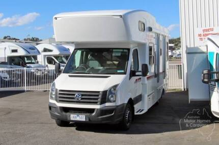 Maui Volkswagen Crafter Motorhome #7114 Windale Lake Macquarie Area Preview