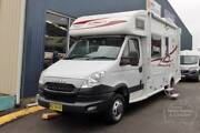 Sunliner Motorhome - Pinto 411 #7301 Bennetts Green Lake Macquarie Area Preview