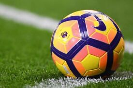 Mens Sunday League Football Team Requires Committed New Players - Season 18/19