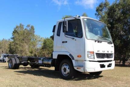 Fuso Fighter******1024, Manual Cab chassis (FKJ25272)