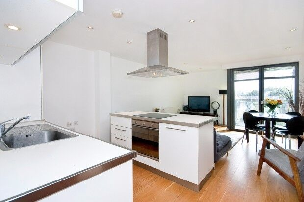 2 bedroom flat in Base Apartments 2 Ecclesbourne Road, London, N1